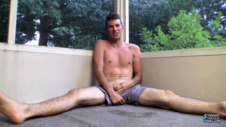 Handsome Boy With A Great Dick - Dean Inja - StraightNakedThugs bra and panty photo