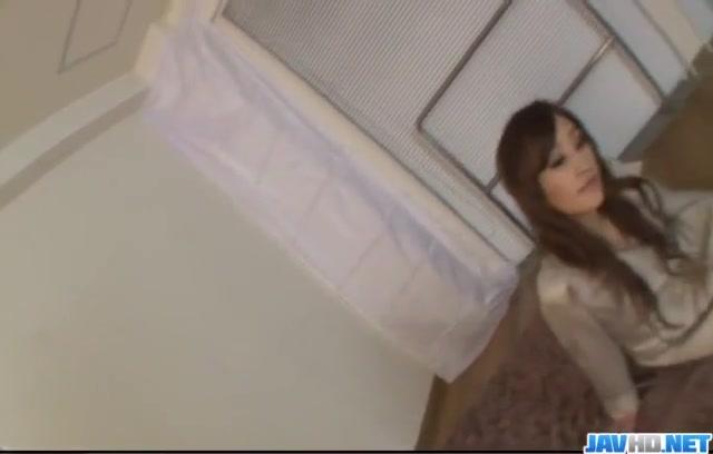 Lovely porn show with hot milf Yuu Kusunoki - More at javhd.net