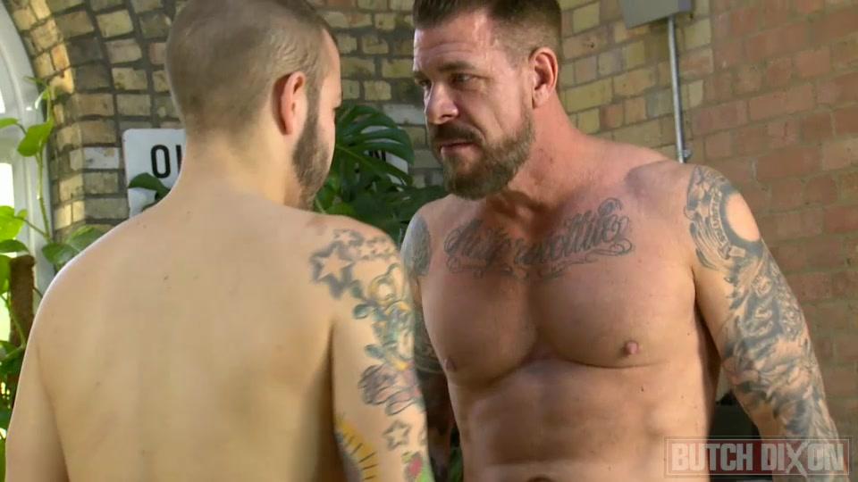 Damian Gomez & Rocco Steele - ButchDixon How to squirt from masturbation