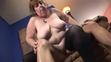 big beautiful woman granny in act on sofa Saw palmetto and pygeum hair loss