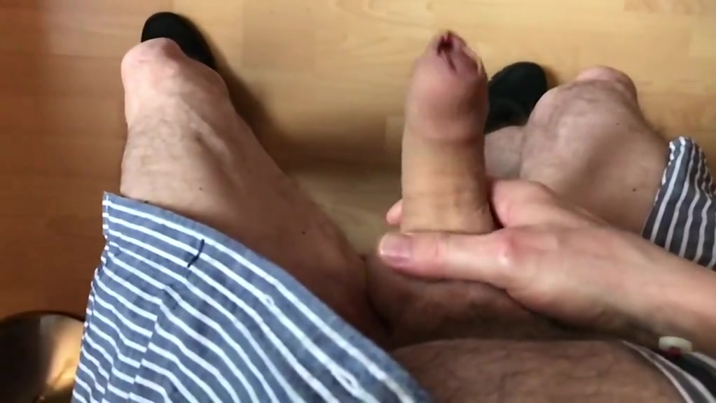 Fluffy cock with foreskin 2 Super hot milf fucked