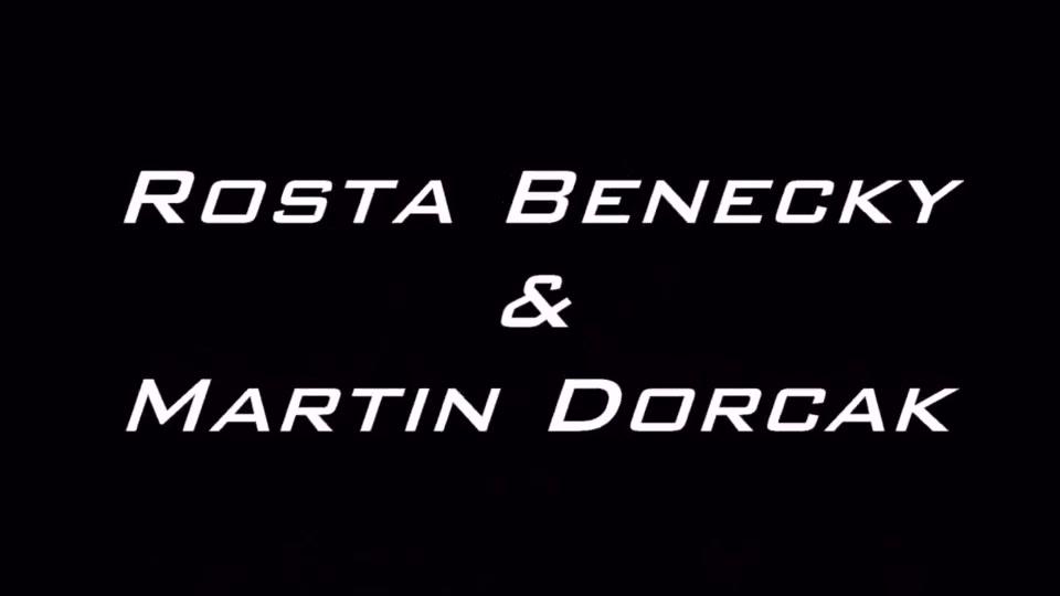 Rosta Benecky and Martin Dorcak - BadPuppy Kayden Mouth