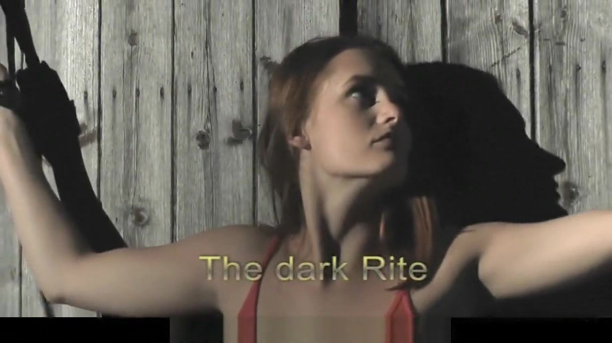 Dark hardcore rite for redhead slave girl When your friend is hookup your ex
