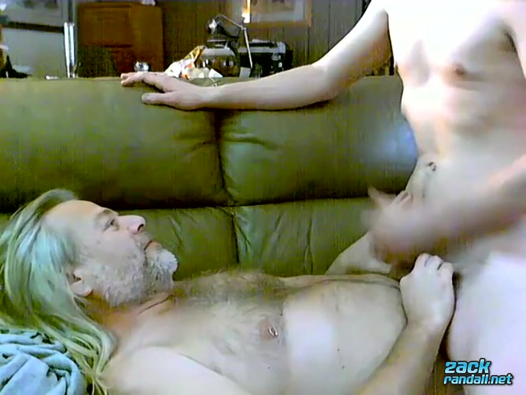 Wyatt Gets Some Daddy Dick! - JS Wild And Wyatt Blaze - ZackRandall Aged big tits