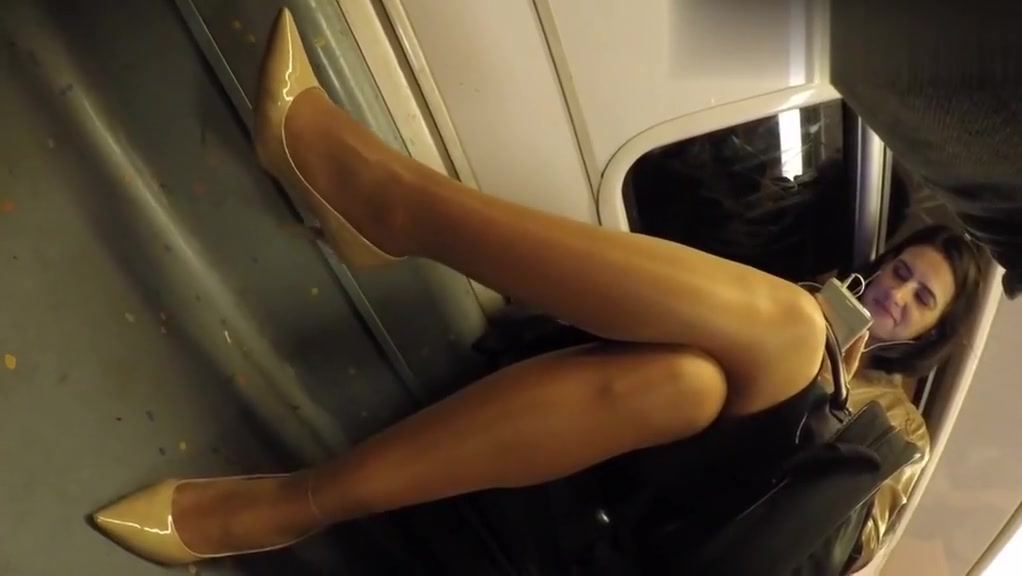 Milf with Long Legs
