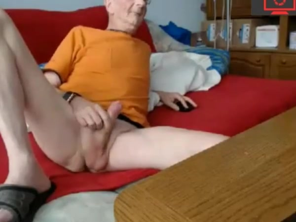 grandpa jerk off his cock cock and ball photos
