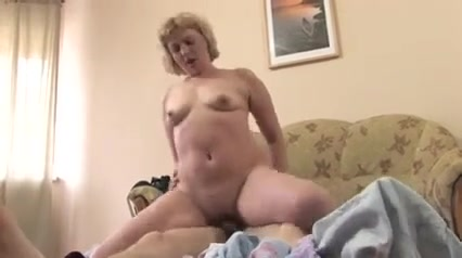 Delightful old mommy and juvenile fellow Thick ass and tits porn