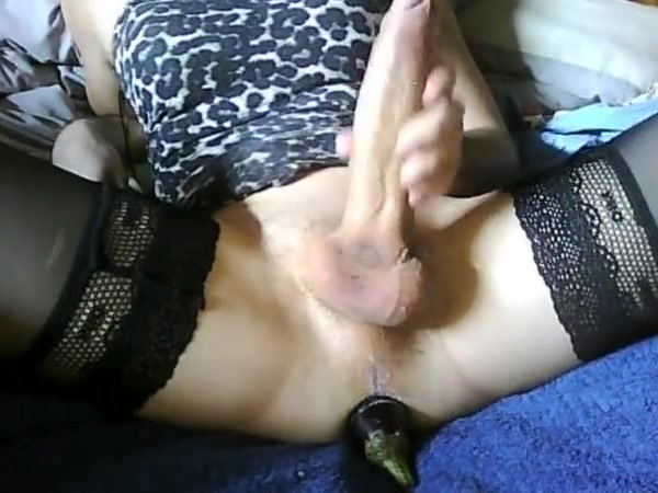 monster cock in stocking Perfect ass finger