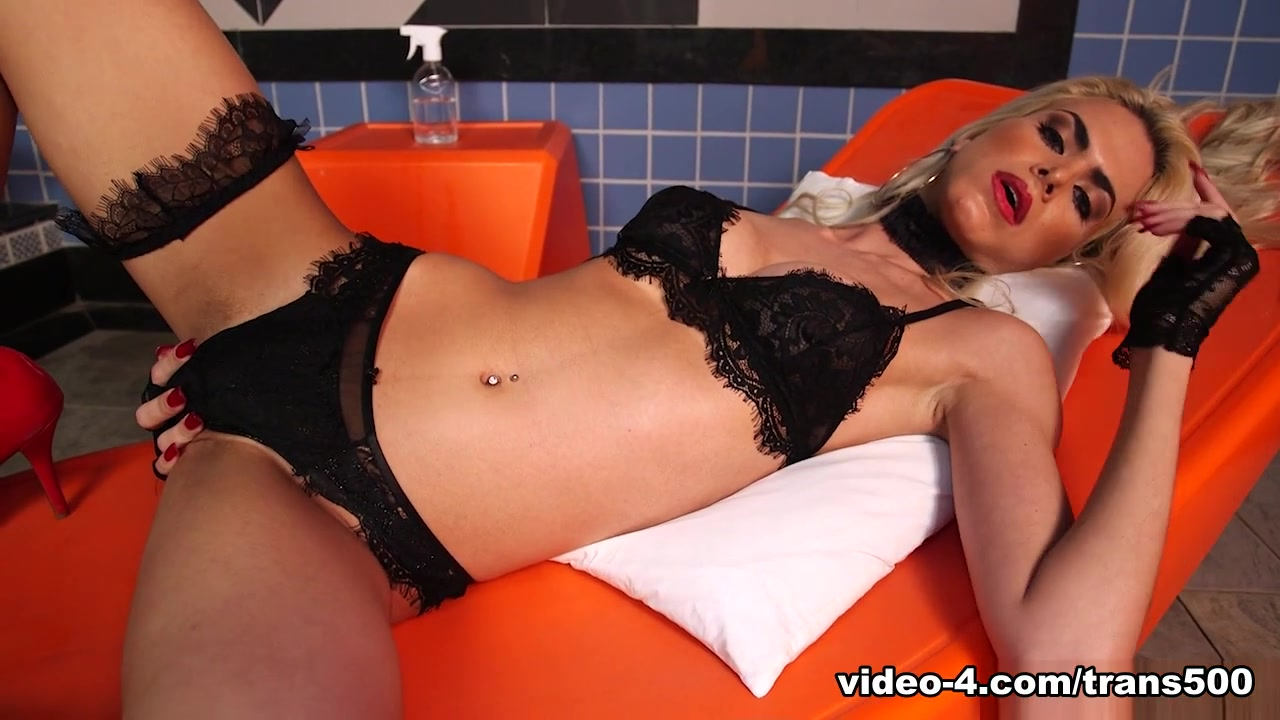 Barbara Perez in Playtime with Ms.Perez - Trans500