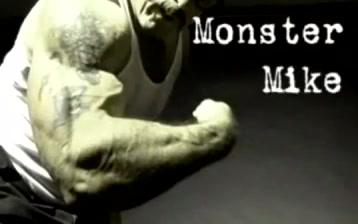 Monster Mike gay porn video bloopers
