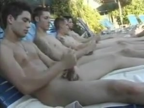 Fun at the pool video xxx gay gratis