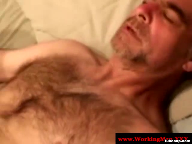 Hairy southern bears assfucking threeway huge tits cum inside