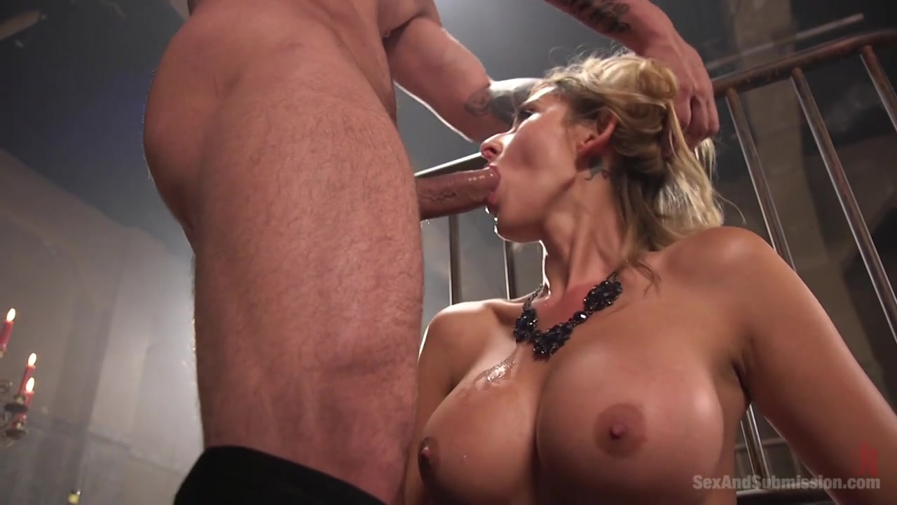 Deanna Dare Mr. Pete in Deanna Dares Stranger Submission - SexAndSubmission Redtube major spunk
