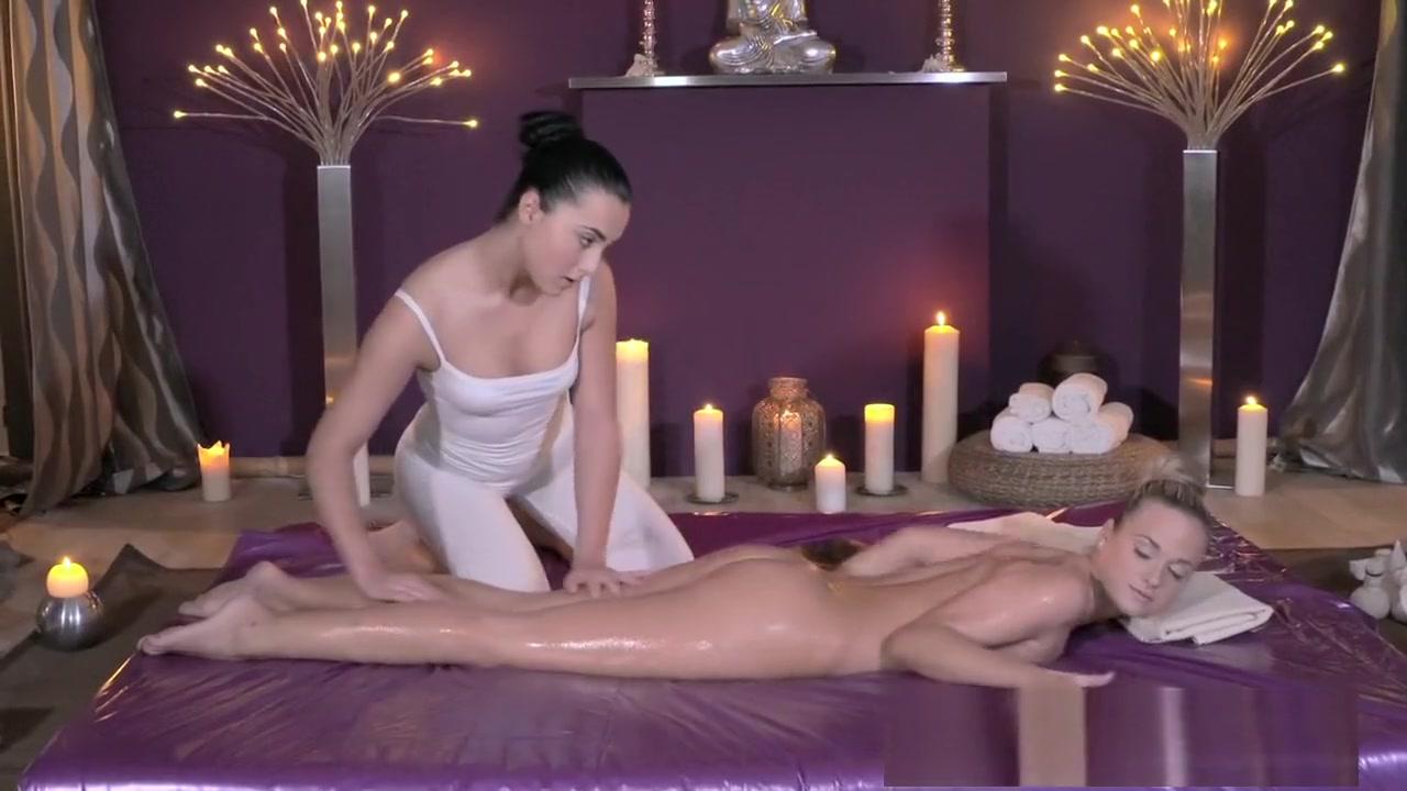 Maid lesbios sexy orgasim