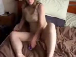 wonderful self satisfying orgasm British porn sex videos