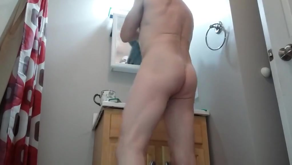 Mike Muters shaving and ass fucking Insanely hot sex video