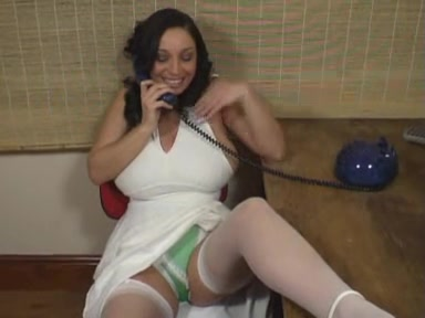 British bitch Michelle fingers after being on the phone free gay clips movies