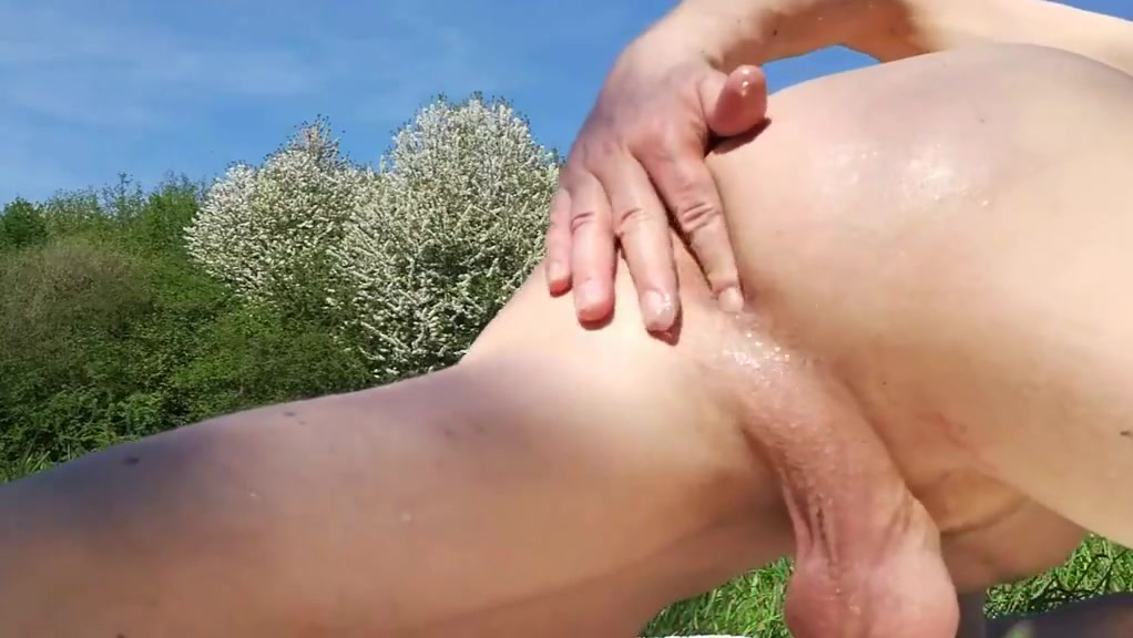 outdoor anal dildo play Black Lesbians Naked Pics