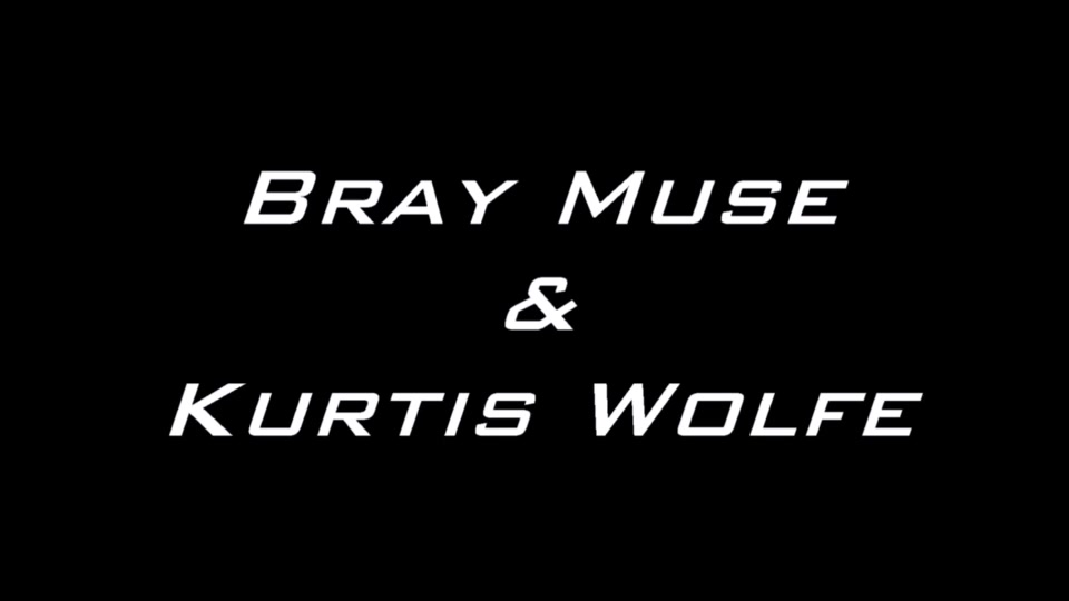 Kurtis and Bray - BadPuppy Couple Model Fucked During Casting Backstage The Photosession