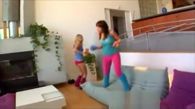 Fiery mexican girls getting anal
