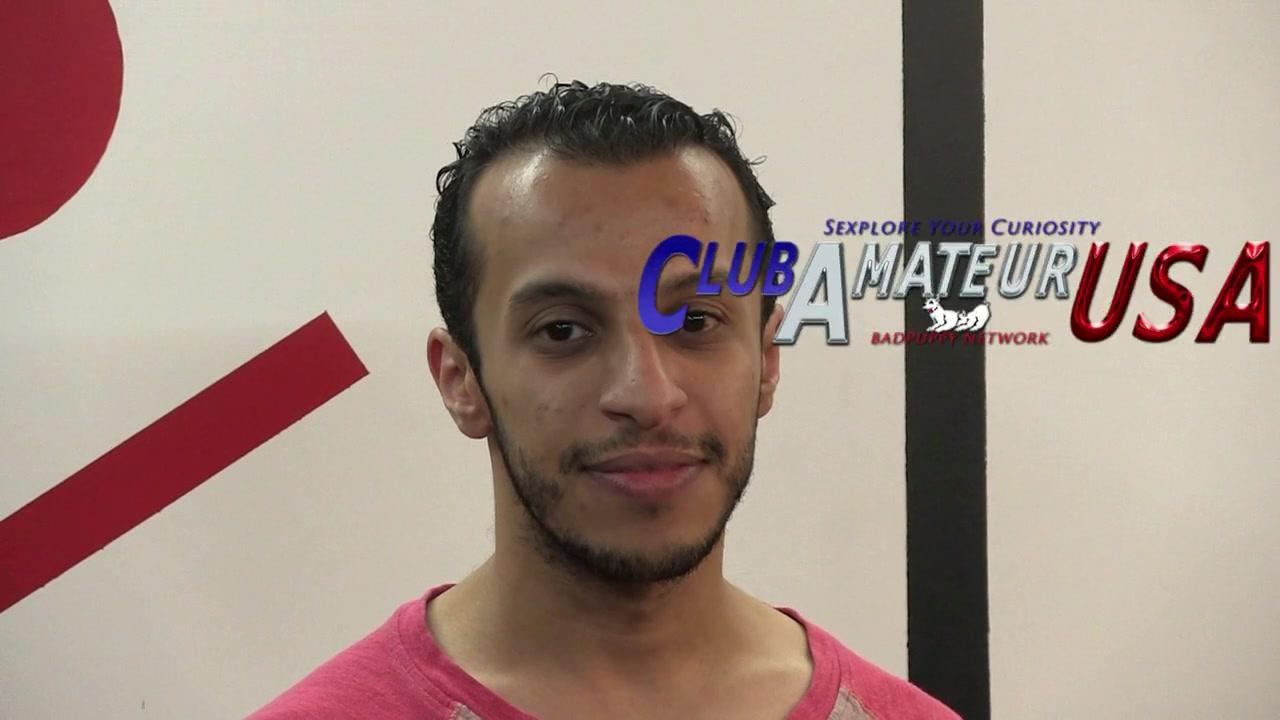 CAUSA 596 Tariq Part 1 - ClubAmateurUSA free grament sex vedio
