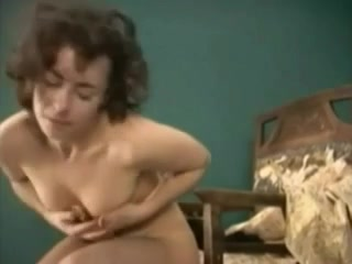 Hirsute Katerina Solo sexy college girlfriend naked