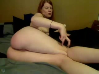 camgirl spanks herself Mature Wife Clip