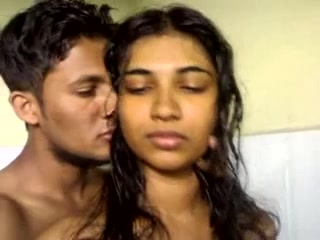 North indian beauty sucks her bf and receive it Turtle has sex with shoe