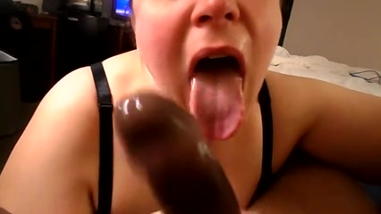 big beautiful woman Missy Slobbering All Over That BBC Brook wilyer huge tits