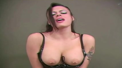 Shay Lynn craves u to cum for her! First double penetration pain