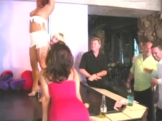 An amateur swinger group Jerking off to tiny tits gif
