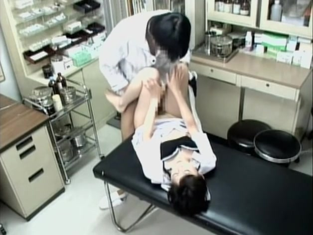 Doctor and a nurse are getting it done hidden camera sex vid Real sex doll video