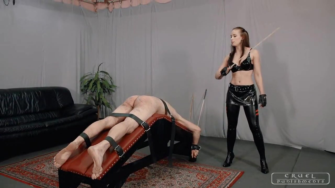 C-PUNISHMENTS - Lady Anette in Three brutal punishments II naked girls bare al