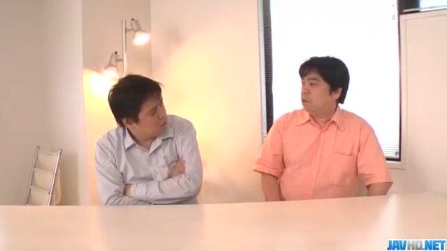 Kanako Kimura provides blowjob - More at javhd.net