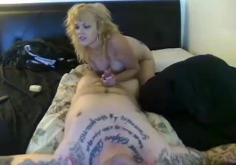 blonde housewive fuck and fingering her tied husband British Amateur Porn Stars