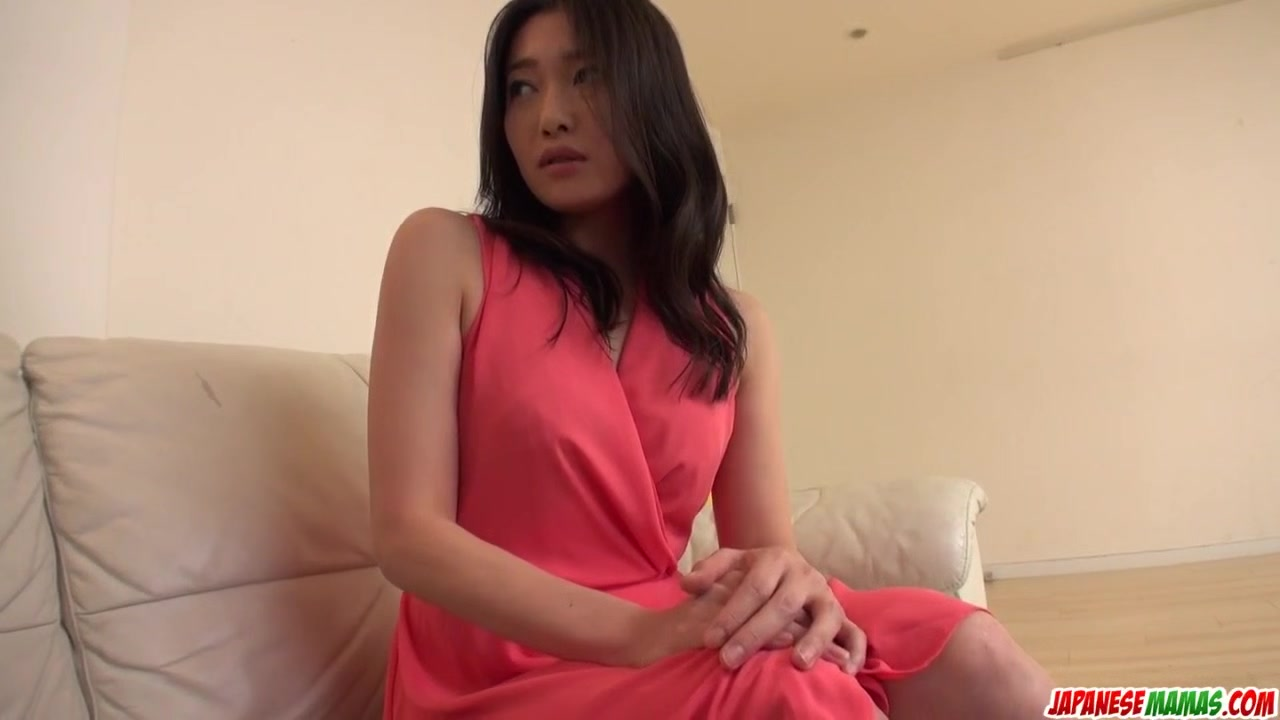 Ryu Enami gets enldess cock - More at Japanesemamas.com hot ass on valentines day
