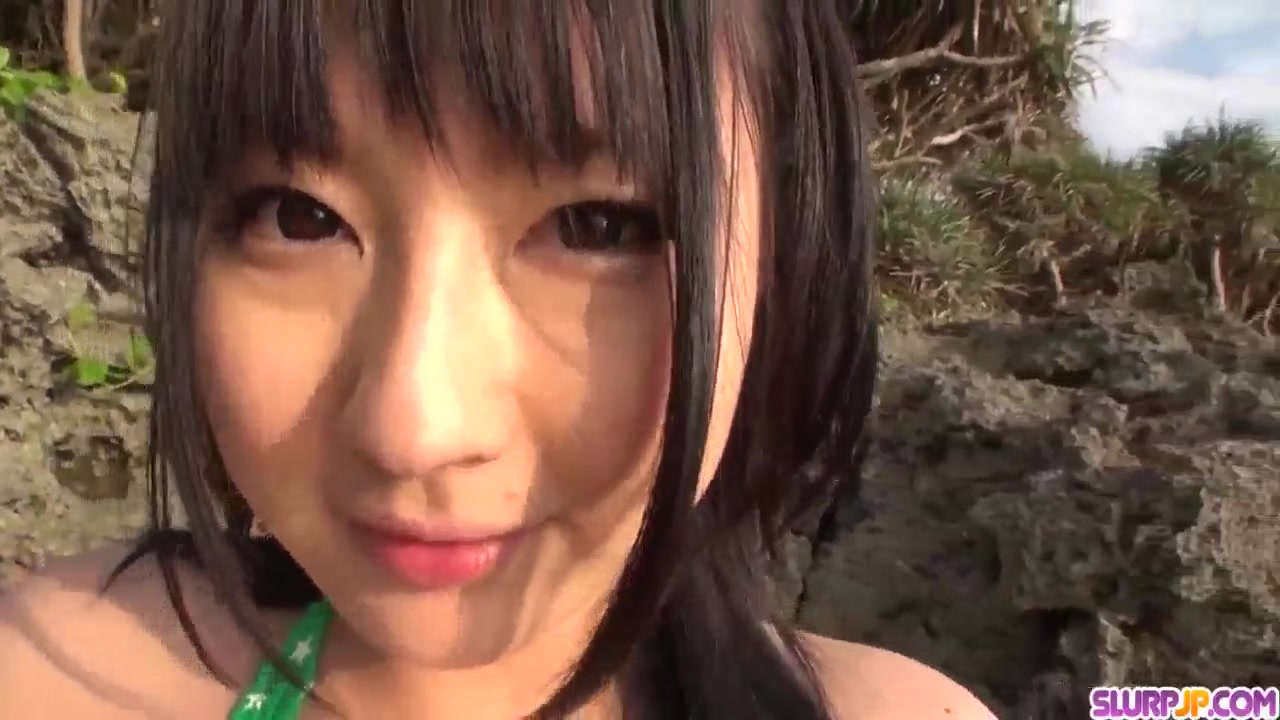 Megumi Haruka superb outdoor POV - More at Slurpjp.com Sani Leone Xxx Hd Video