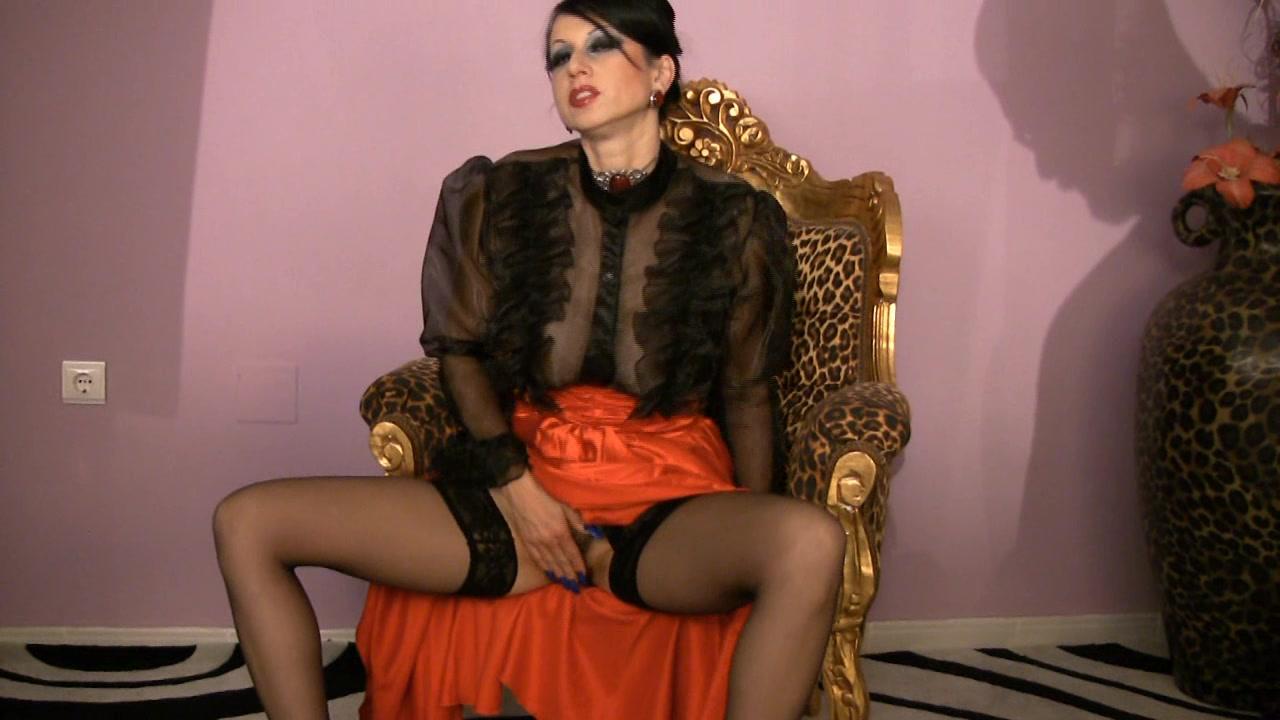 Trinity-Productions: Hairy Long Red Skirt Nadia Jay XXX Sex Movies