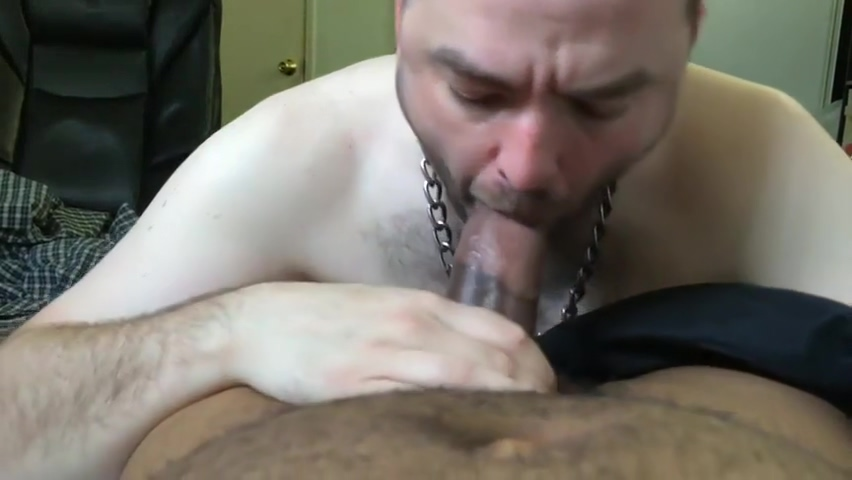 Pup Parker sucking & Throating master Macs big darksome schlong trannies with extra large penis