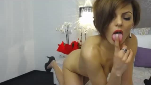 Hot Webcam Girl Dildos Her Pussy Ass big black botty butt phat