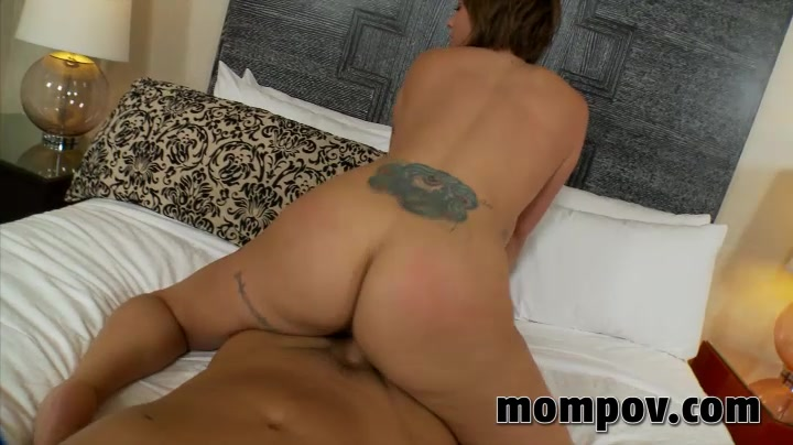 Milf with huge tits is fingered by Tommy in hd sex film Sexy latina porn videos