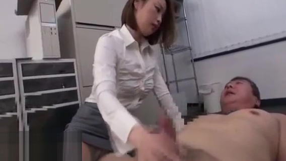 Japanese teacher educates old pervert man Incredible Gangbang Sex With Nasty
