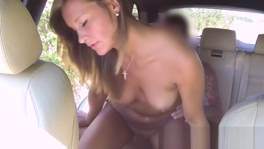 Czech beauty pov banged in fake taxi till creampie Pussy getting fucked video