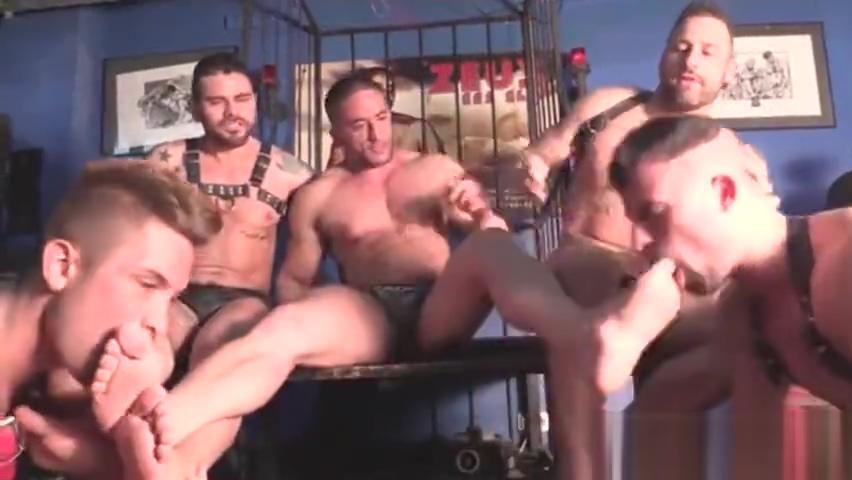 Rough Hardcore Orgy Hairy nylon
