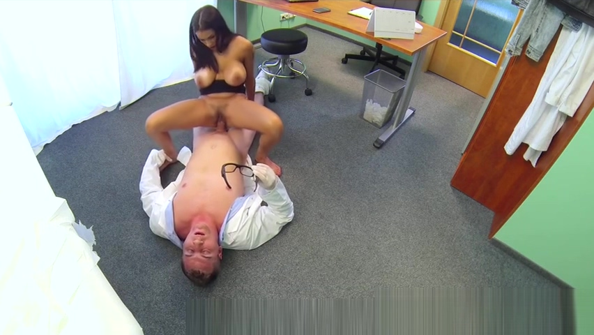 Doctor fucks huge tits patient in fake hospital How to sexually arouse yourself female