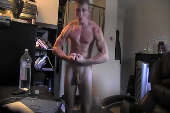 TonyM Flexing Naked jada fire police porn