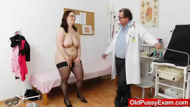 Curvicous huge boobs wife older pussy exam Stations of divorce