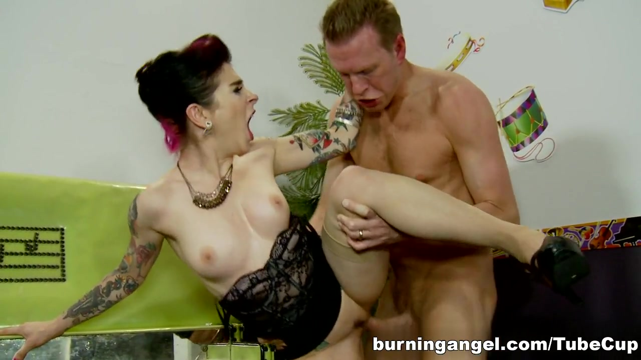 Bad Principal! BurningAngel Video big handjob cumshot compilation