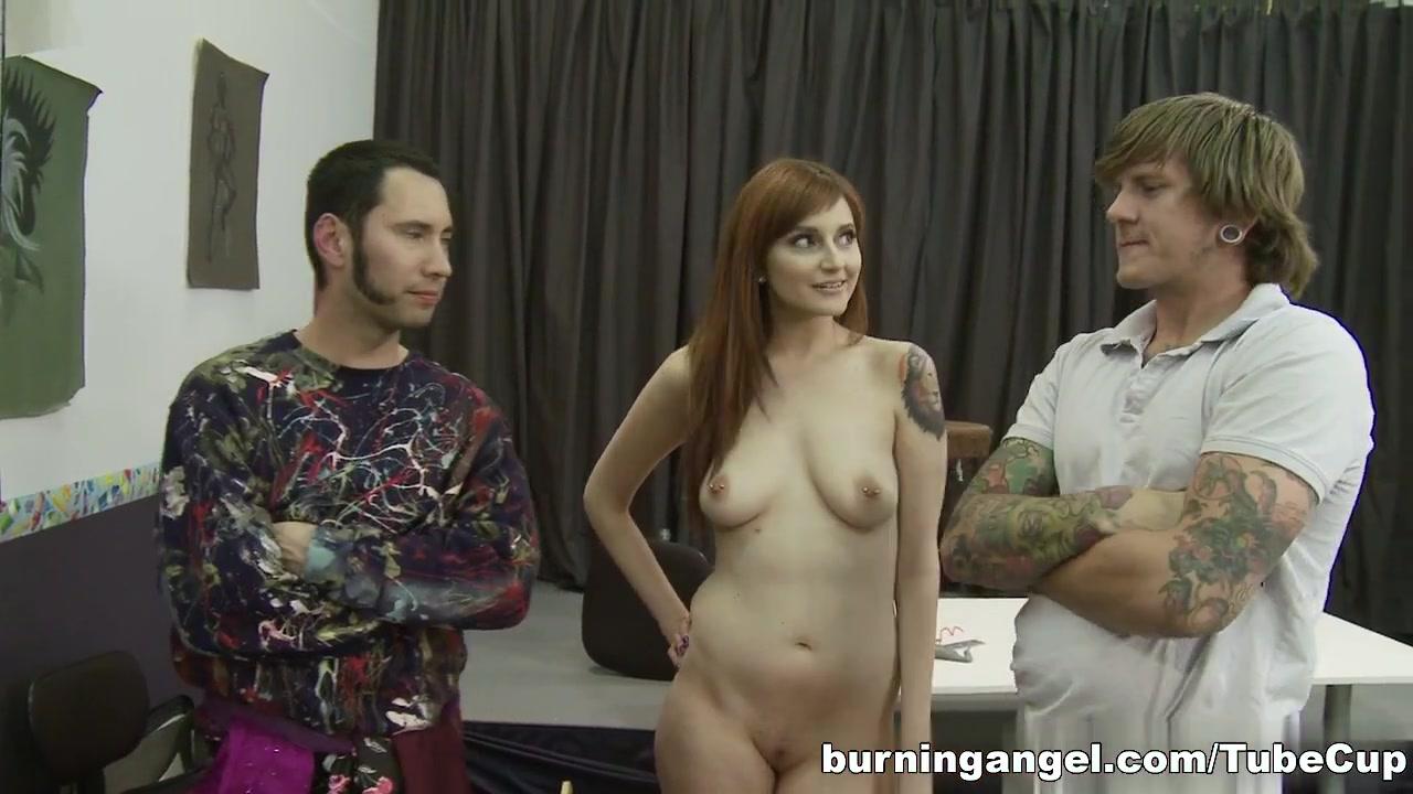 Gart 3Some BurningAngel Video Sweet krissy pussy picture
