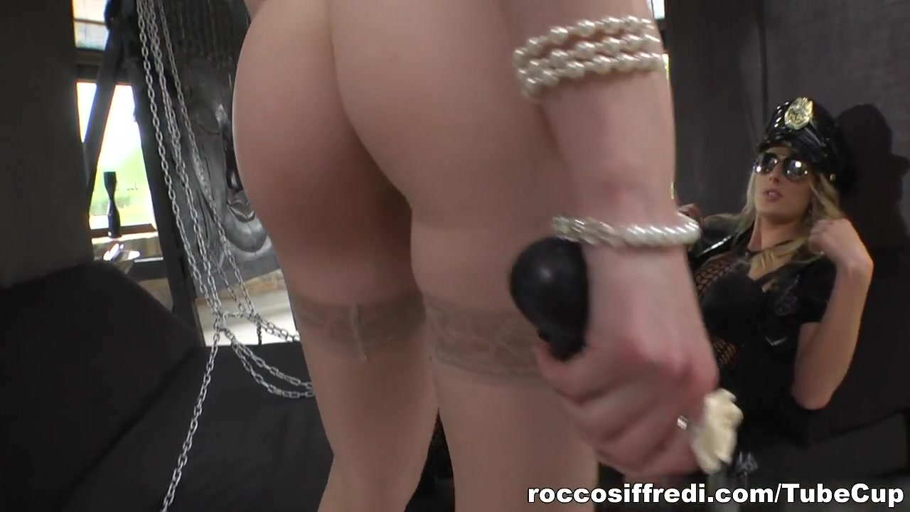 Roccos Perfect Slaves, Scene #04 lesbian lover fingering tight wet pussy